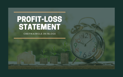 Profit Loss Statement & Fear of Poverty